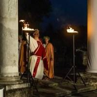 Bulgaria's Razgrad Holds Antiquity Festival at Ancient Thracian, Roman City Abritus