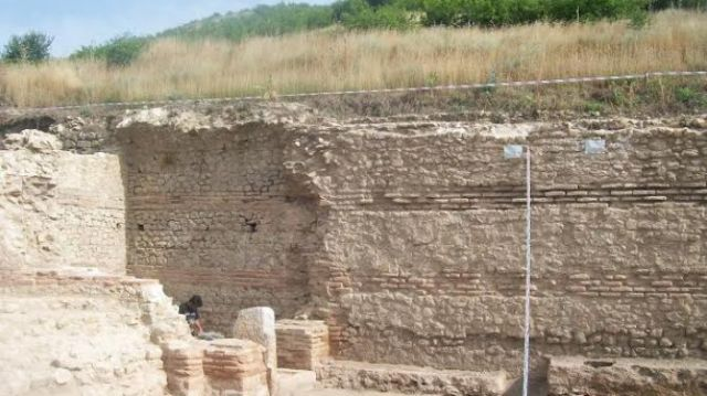 Heraclea Sintica was a major city in today's Southwest Bulgaria from the start of the Hellenistic Period until the Late Antiquity. Photo: Kmeta