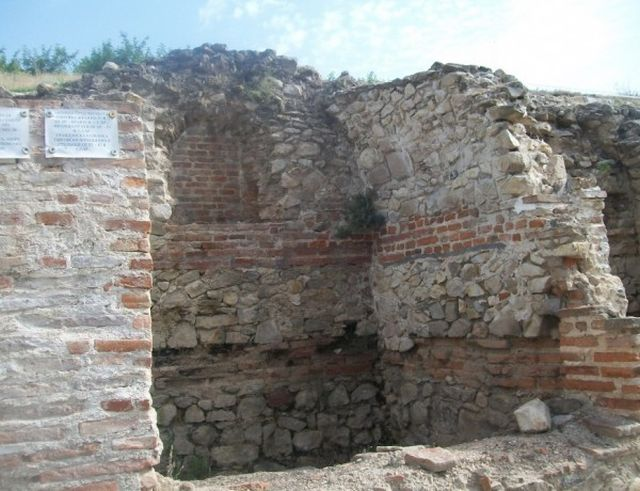 Heraclea Sintica was burned down at least 4 times during the 800-year period of its existence. Photo: Standart daily