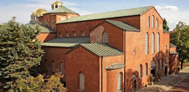 Bulgaria's Sofia Starts Seismic Retrofit of Europe's Oldest Functioning Church, 4th Century Basilica St. Sofia