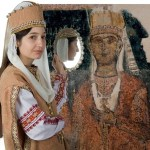 Medieval Clothing in Second Bulgarian Empire Unveiled by Artist in Book Based on Archaeological Research