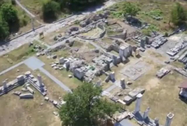 Nicopolis ad istrum Ruins 1