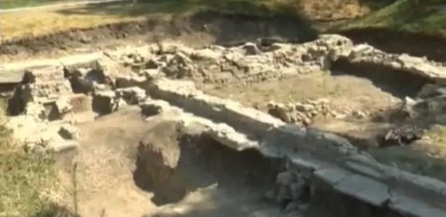 Archaeologists Unearth Ancient 'Revenue Office' in Roman City Nicopolis ad Istrum near Bulgaria's Veliko Tarnovo