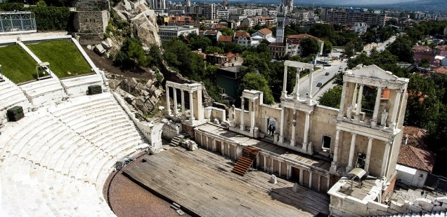 "Bulgaria's Plovdiv Featured in 'The Guardian' Article on 10 ""Great European City Breaks You've Probably Never Thought Of"