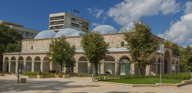 Bulgaria's Yambol Celebrates 1st Anniversary since Restoration of 16th Century Ottoman Bedestan (Covered Market)