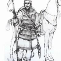 Reconstructions of Ancient Bulgar Costumes in Kaleto Fortress Showcased in Kaleto Fortress in Bulgaria's Mezdra