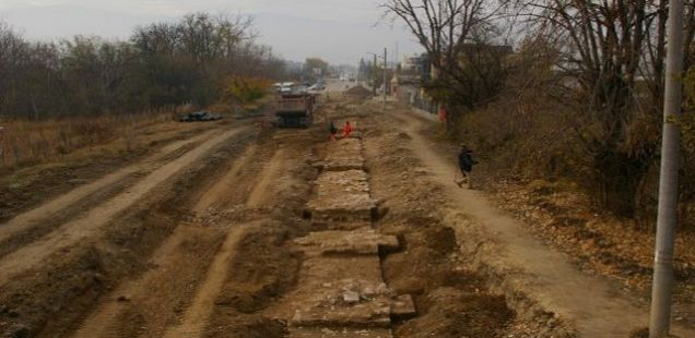 Earliest Roman Aqueduct of Ancient Philipopolis Discovered in Bulgaria's Plovdiv