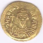 Archaeologists Find Gold Coin of Early Byzantine Emperor Phocas in Bulgaria's Rusocastro Fortress