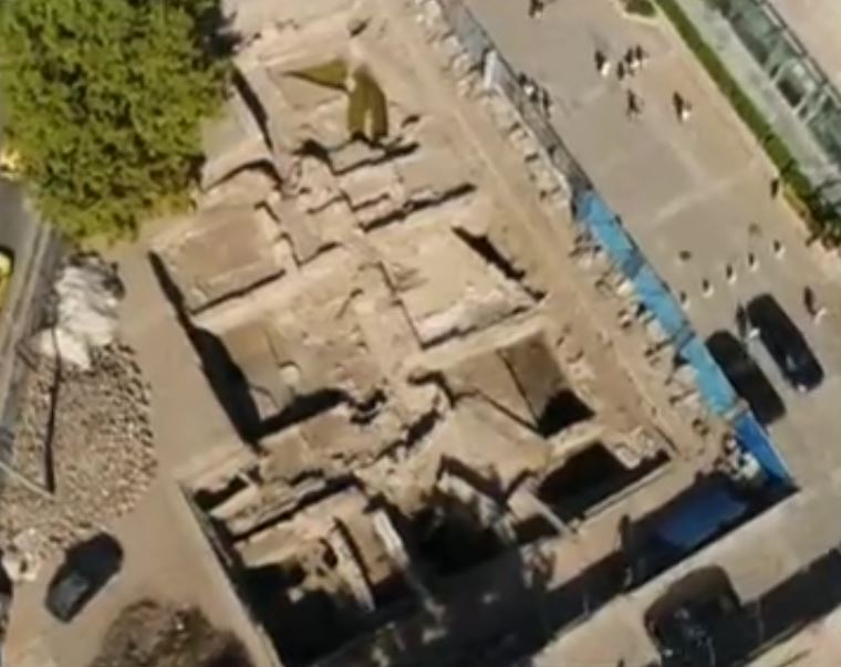 Archaeologists Discover First Ever Prehistoric Remains in Downtown of Bulgaria's Capital Sofia, No Thracian Traces