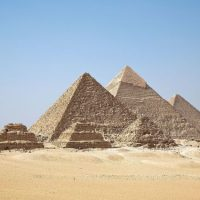 Recent Finds in Giza Keep Pyramid Mysteries Alive