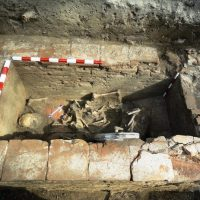 Second Tortoise Shell Found in Roman Tomb in Bulgaria's Plovdiv, Deemed Linked with God Hermes, Ancient Afterlife Beliefs