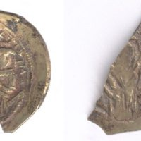Unknown 4th Century Tower, Gold Coin of Byzantine Emperors Andronicus II, Andronicus III Found in Bulgaria's Rusocastro Fortress