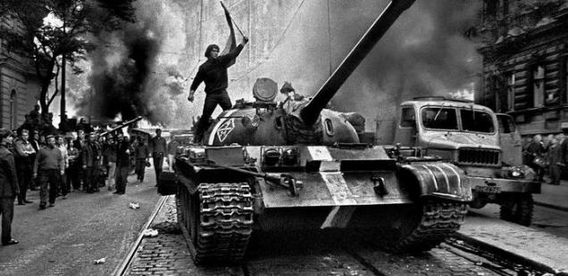 Europe Marks 50 Years since Prague Spring Was Suppressed by Soviet Union, Warsaw Pact in 1968