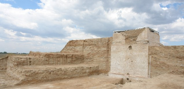Funding Cut Mars Research of Middle Eastern Tower Tomb Found under Thracian Mound near Bulgaria's Plovdiv