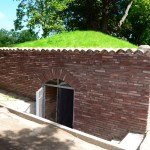 Ottoman Gunpowder Magazine Restored near Baba Vida Fortress in Bulgaria's Danube City Vidin