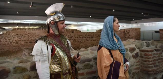 Bulgaria's Capital Sofia Finally Opens Second Part of 'Sofia Largo' Restoration of Ancient Serdica