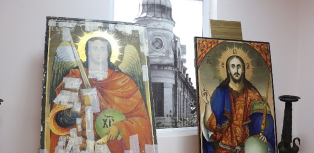 Fundraising for 'Rescue' of 7 Stolen 'Royal' Icons under Way in Bulgaria's Burgas