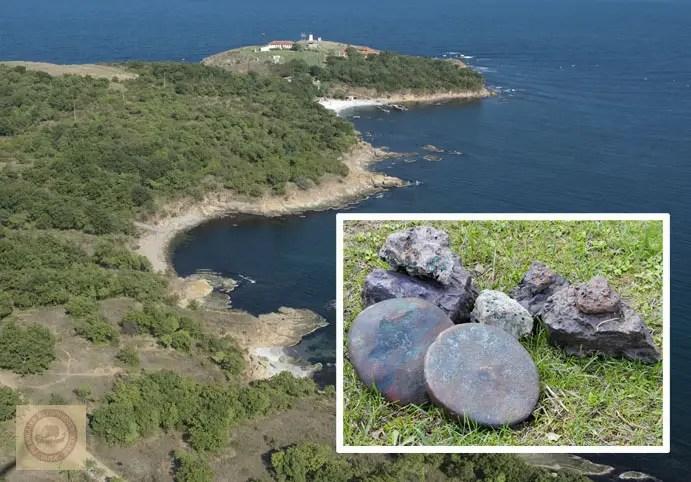 Disc-Like Copper Ingots Found in Ancient Shipwreck at Bulgaria's Black Sea Coast Similar to Gelidonya, Uluburun Shipwrecks of Mediterranean Turkey
