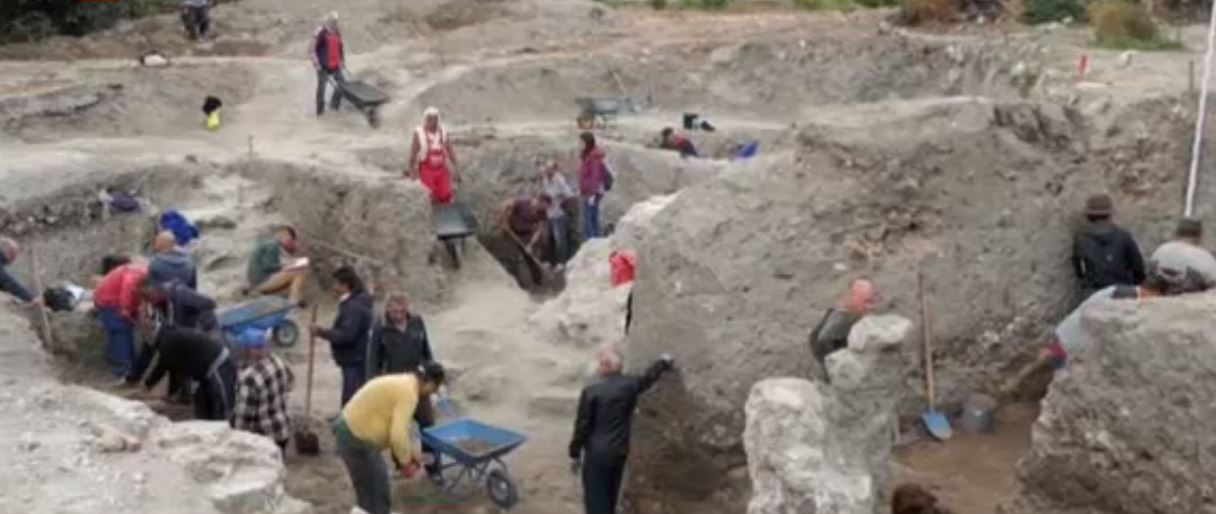 Archaeologists Discover Western Gate of Ancient Roman, Byzantine Fortress Bononia in Bulgaria's Danube City Vidin