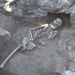 Skeletons from Medieval Christian Necropolis Found on Top of Ruins of Ancient Marcianopolis in Bulgaria's Devnya