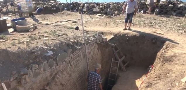 Archaeologists Find Holy Well of Early Christian Monastery on Top of 2,500-Year-Old Apollo Temple on Bulgaria's St. Ivan Island