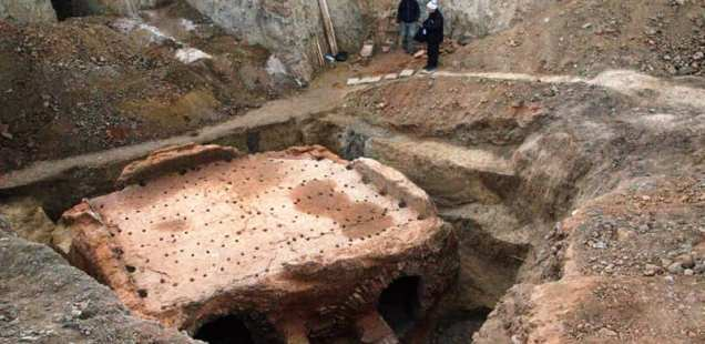 Huge 6th Century AD Industrial Kiln for Construction Materials Found in Bulgaria's Danube City Silistra, Linked to Byzantine Emperor Justinian I
