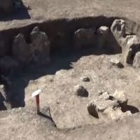 80 Newly Found Dugouts Offer Glimpse into 9th Century Rural Life in First Bulgarian Empire