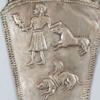 Ancient Greek, Thracian Silver Treasure with Hercules and Nemean Lion, Apollo Becomes October 2020 'Exhibit of the Month' in Bulgaria's National Museum of Archaeology