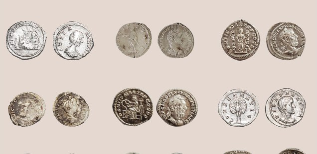 Large Silver Coin Hoard Hidden during 251 AD Goth Invasion of Roman Empire Discovered in Bulgaria's Plovdiv