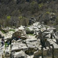 Bulgarian Archaeology 2014 Exhibit to Feature 17 New Finds from Ancient Rock City Perperikon