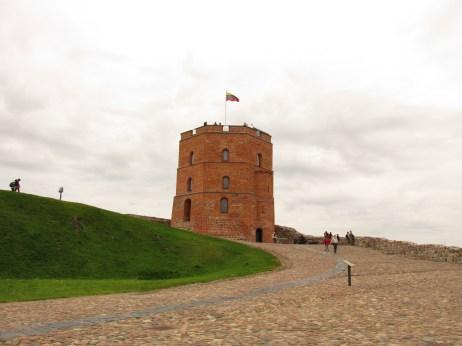 Gediminas Castle Tower, Vilnius