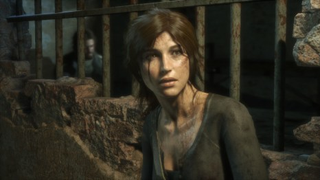 Official screenshot from Rise of the Tomb Raider (Image credit: Crystal Dynamics)