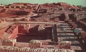 Mohenjo Daro Great Bath
