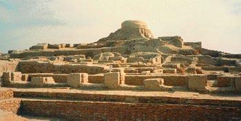 Mohenjo Daro Citadel