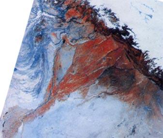 Sarasvati Satellite Image
