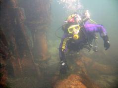 Barrier wreck survey