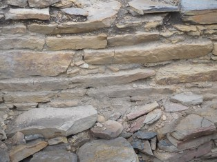 The quality of stonework