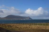 View across Hoy Sound