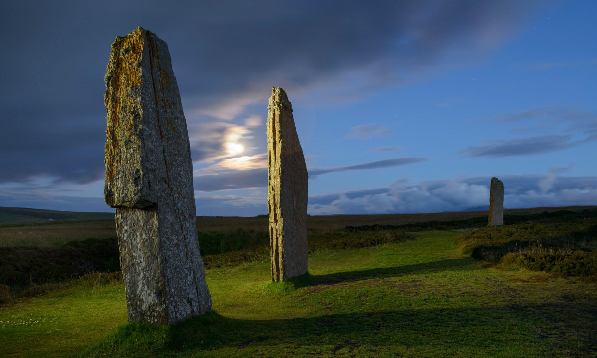 Ring of Brodgar. (Jim Richardson)