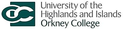 Orkney College logo