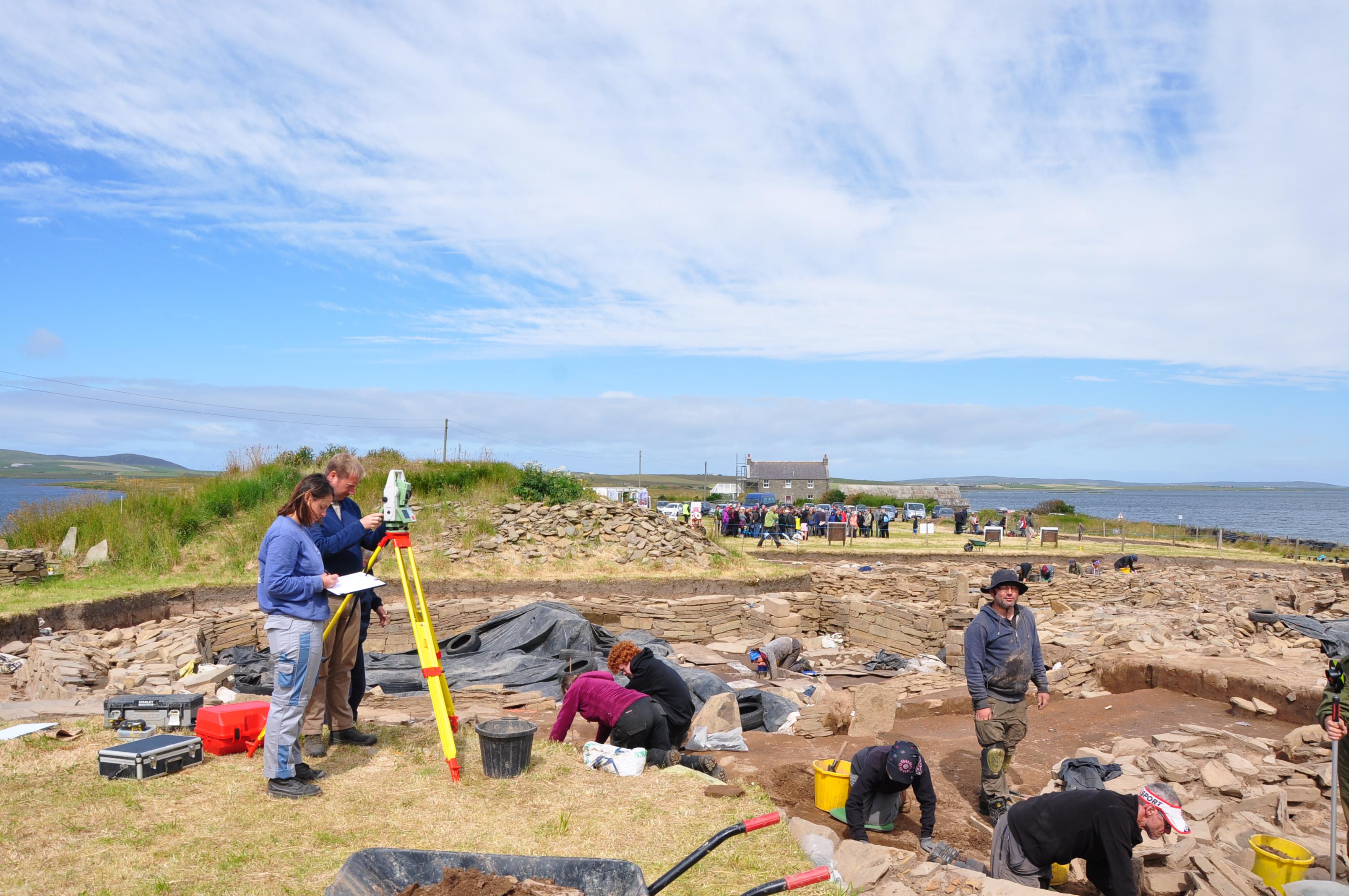 Excavation Calendar 2019