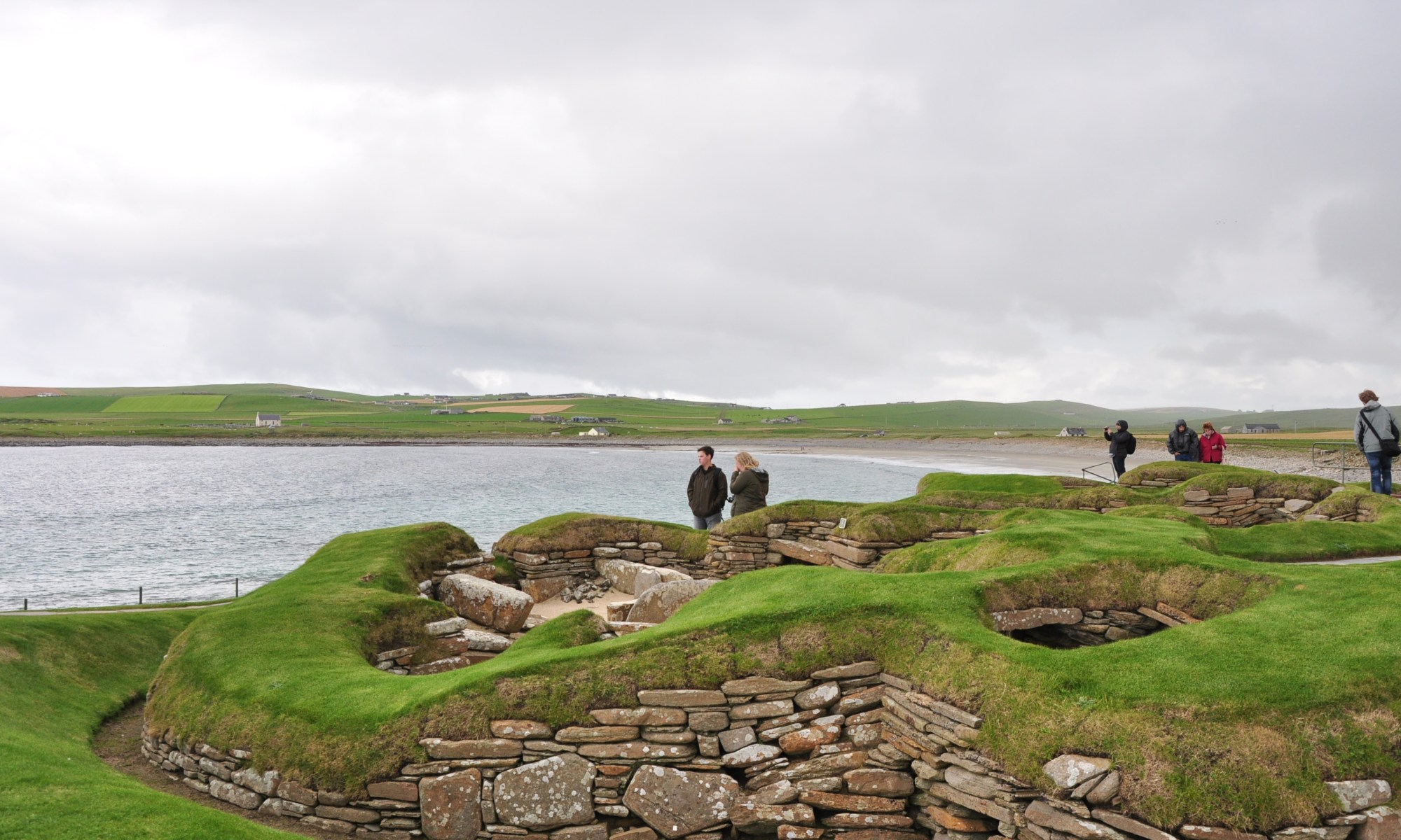 Orkney Hosts International Workshop on Climate Change Threat to World Heritage Sites