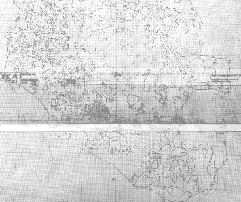 Structure B plan. Swartigill. (Holly Young)