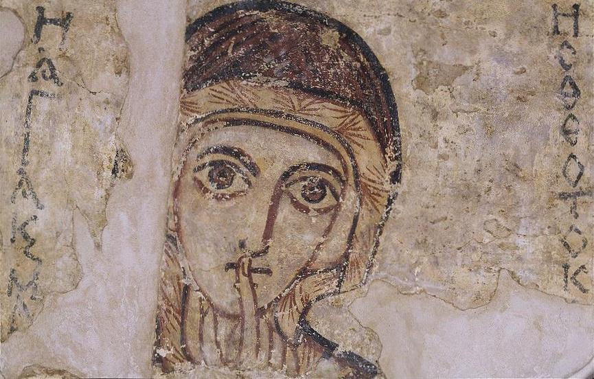 St Anna's Fresco