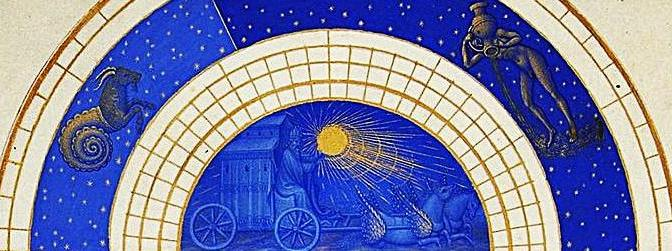 Les Très Riches Heures du Duc de Berry: Squared Humanity inscribed in the Universe of God