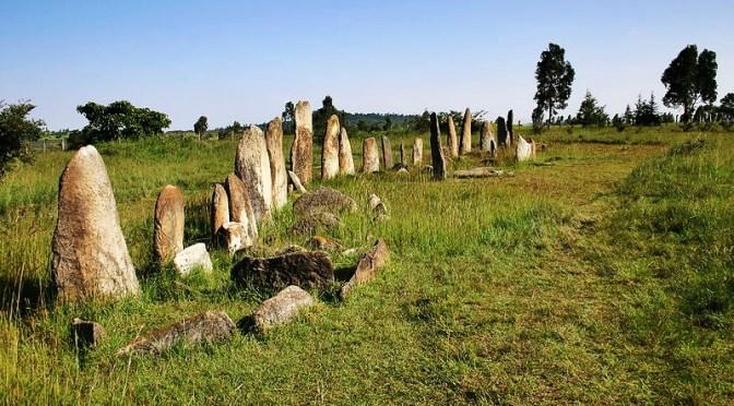 Dressed Stones of the Region of Soddo