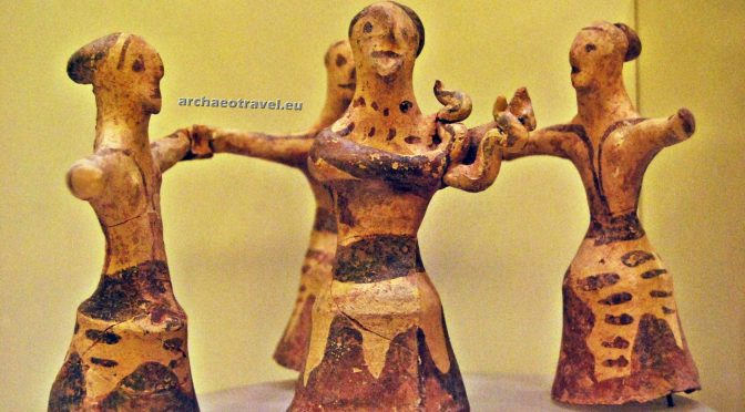 Idols – Cult Figures Lookalike Human Beings in the Ancient World