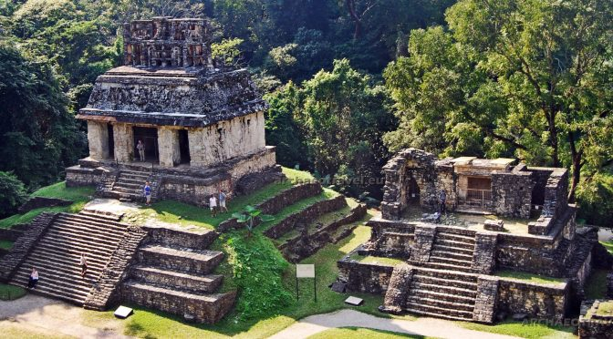 Mystery of the Casas de Piedra in Palenque