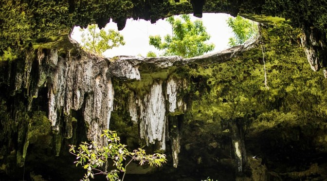 Yucatan 'Mountains Filled with Water' in the Maya's Underground