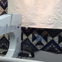 Bring me some water - the importance of humidity in a quilting studio